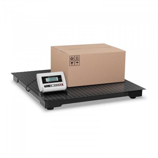 B-varer Gulvvekt ECO – 1 000 kg / 0,5 kg – LCD