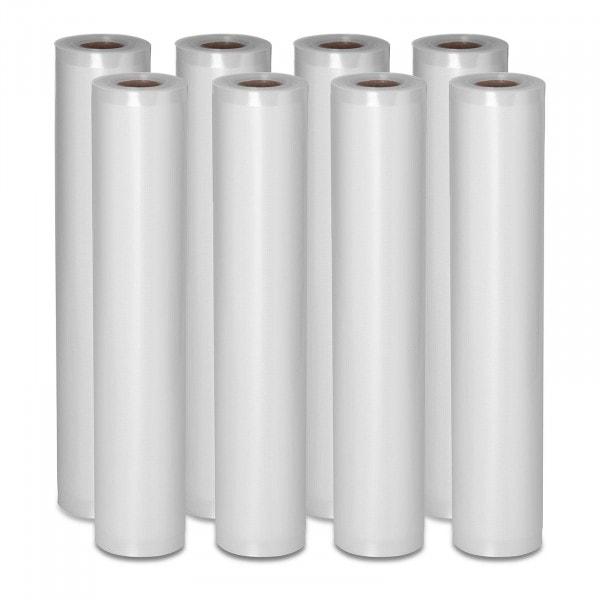 Vakuumposer - 8 roller - 48 m - 30 cm