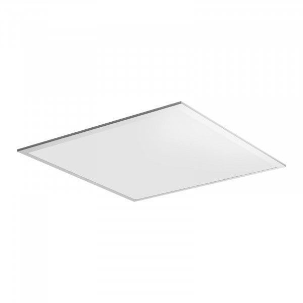 B-varer LED-panel - 62 x 62 cm - 40 W - 3,800 lumen - 6,000 K (kald hvit)