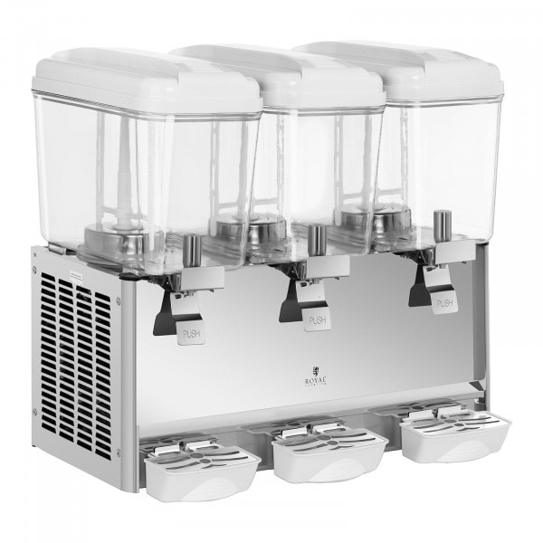 B-varer Juice Dispenser - 3x 18 Liter