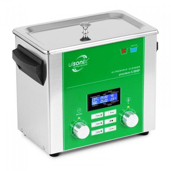 Ultralydrenser - 3 liter - Degas- Sweep - Puls