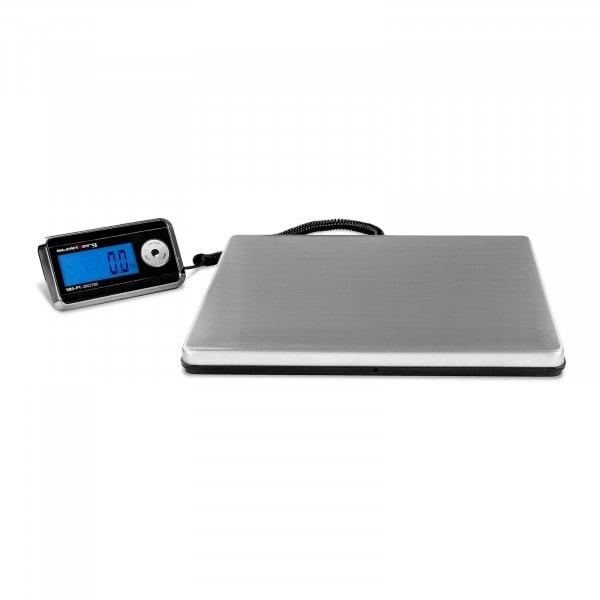 Digital pakkevekt - 200 kg / 100 g - Basic - ekstern LCD