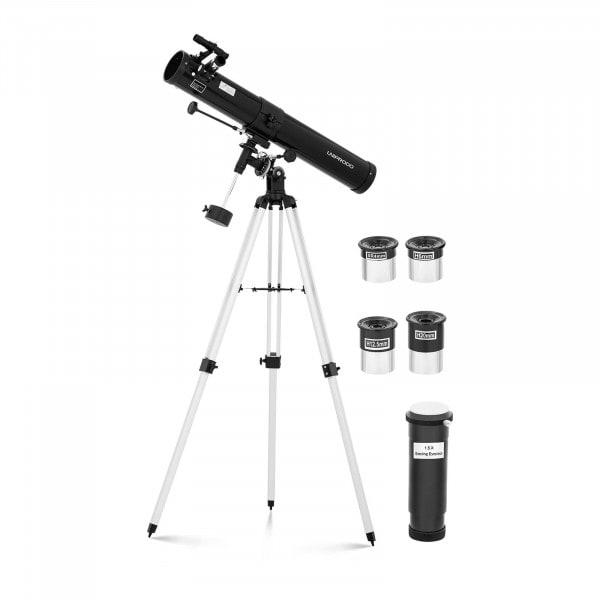 B-varer Teleskop - Ø 76 mm - 900 mm - stativ