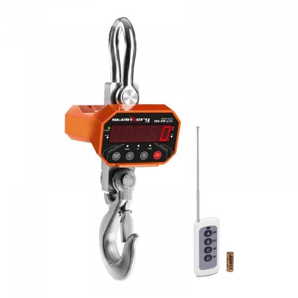 Kranvekt - 5 t / 2 kg - LED