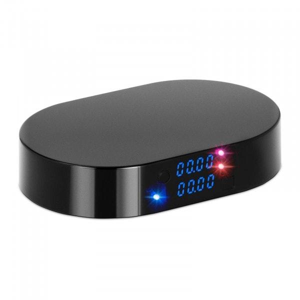 B-varer Kaffevekt - 2 kg - 1 g / 500 g - 158 x 103 mm - Bluetooth - timer