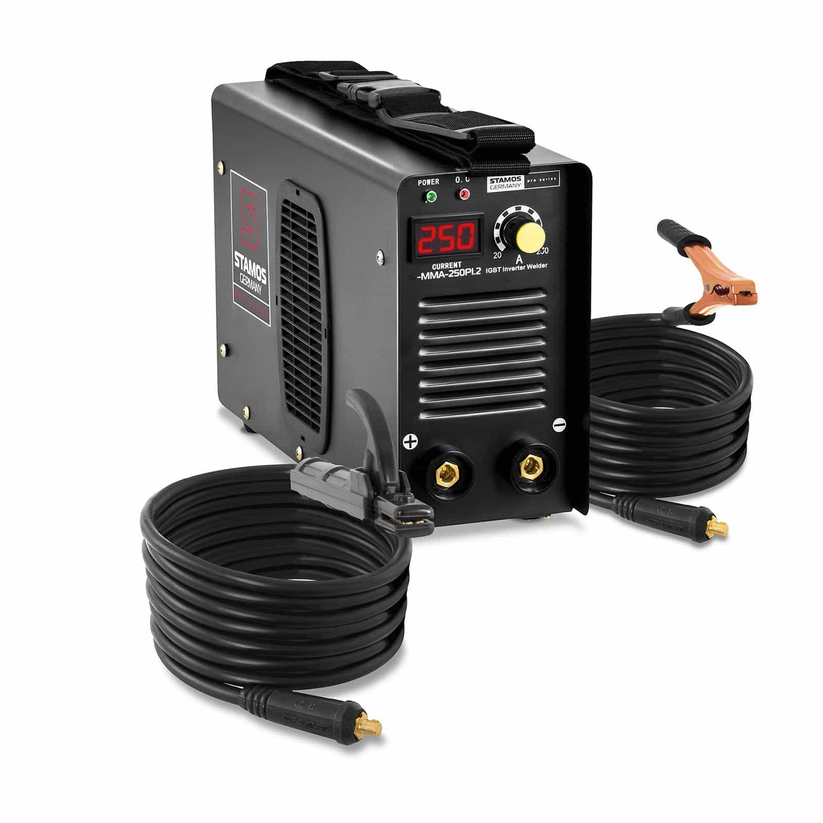 Elektrodesveiseapparater