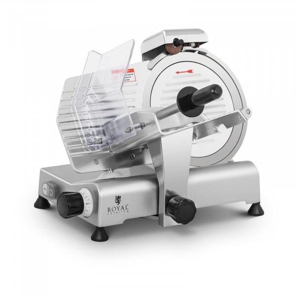 B-varer Oppskjærsmaskin - Ø 250 mm - 0-8 mm - med slipefunksjon