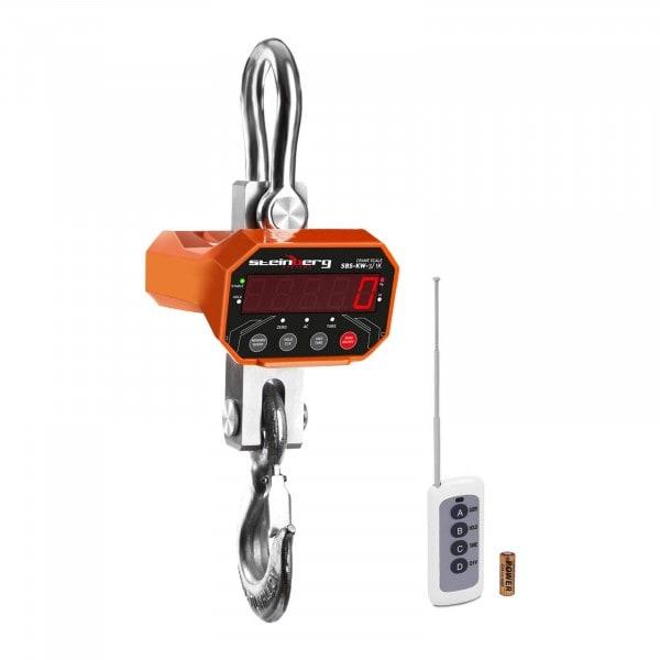 Kranvekt - 3 t/1 kg - LED