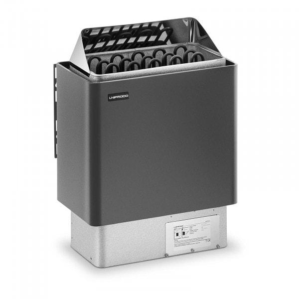 B-varer Badstuovn - 6 kW - 30 til 110 °C