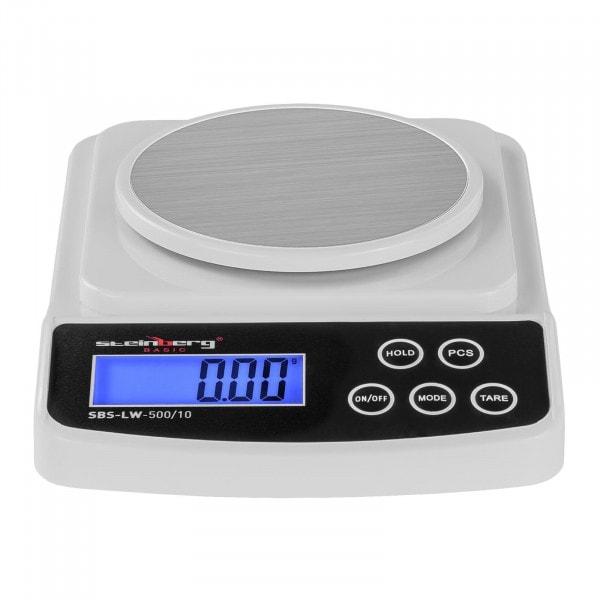 Digital presisjonsvekt - 500 g / 0,01 g - Basic