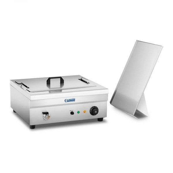 B-varer Frityrkoker til baking - 18 liter - 3 200 W - kald sone