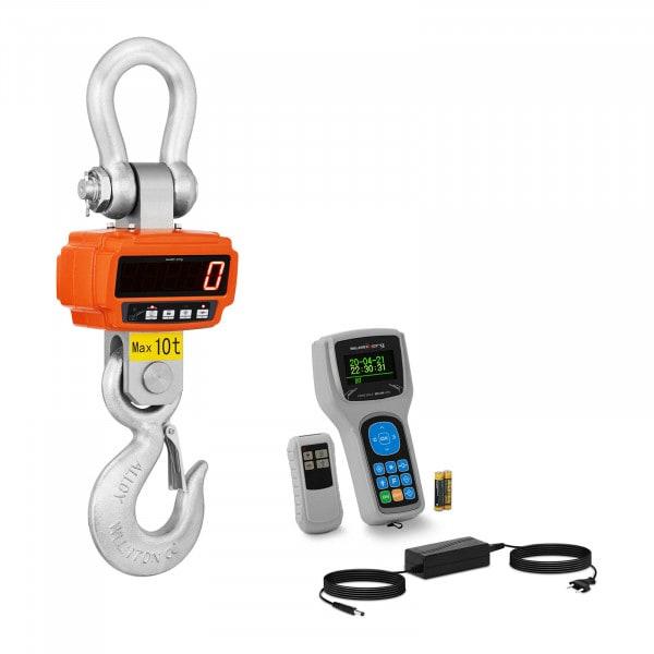 Crane Scales - 10 t / 2 kg - remote display