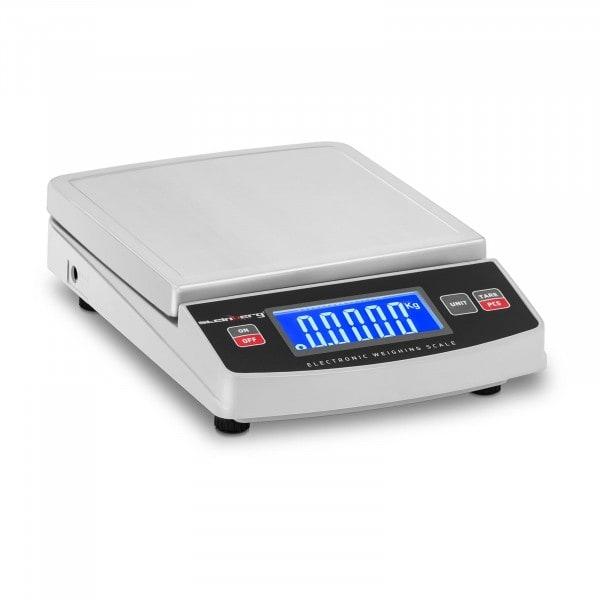B-varer Digital bordvekt - 600 g / 0.1 g - 14.8 x 15.2 cm - LCD