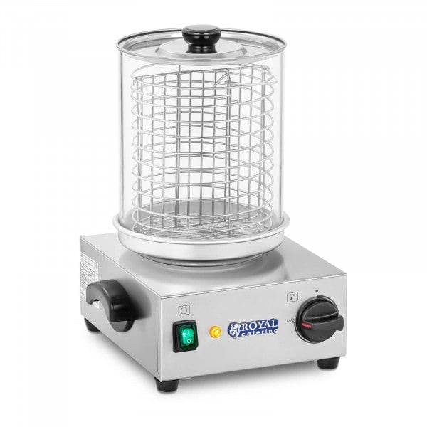 Pølsevarmer - 800 W - opp til 40 pølser
