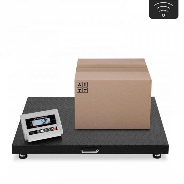 Gulvvekt - 3 t / 1 kg - Trådløs