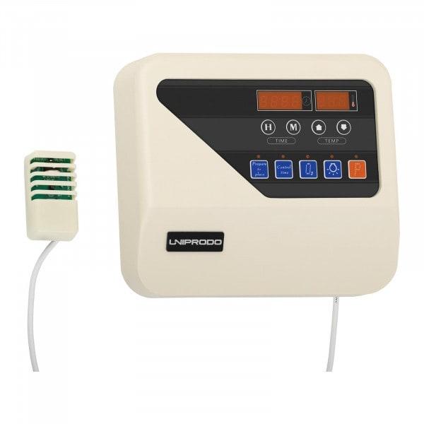 B-varer Kontrollpanel for badstu - LED display