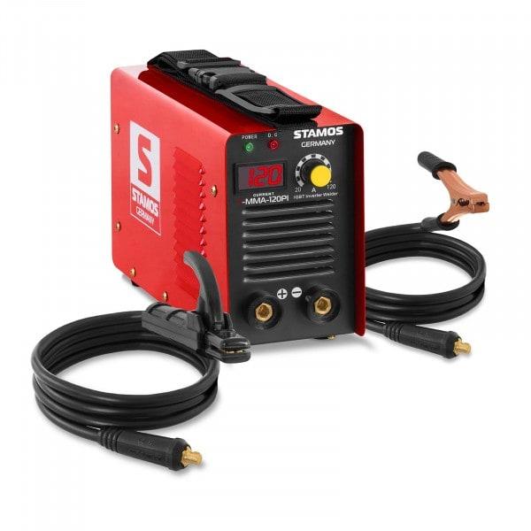 Elektrodesveiseapparat - 120 A - Hot Start - LED-display