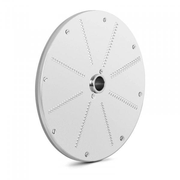 Rivjern/Skivekutter - 205 mm - strimletykkelse 2 mm - rustfritt stål