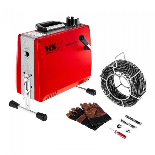Rørrengjøringsmaskin 390 Watt 400 o/min Ø 30 - 100 mm