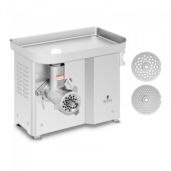 B-varer Kjøttkvern - rustfritt stål - 300 kg/t - revers-funksjon