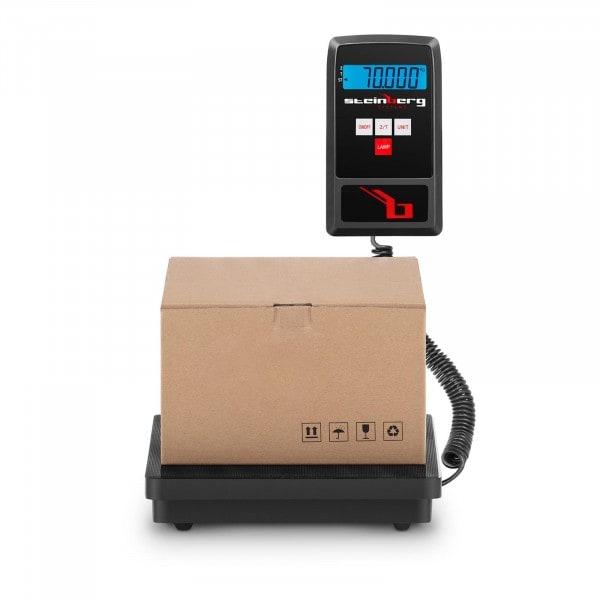 Pakkevekt - 70 kg / 5 g
