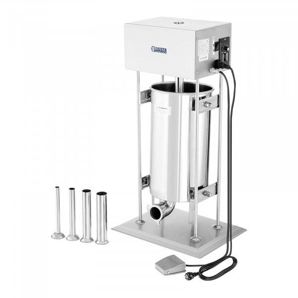 Elektrisk pølsestapper - 15 liter
