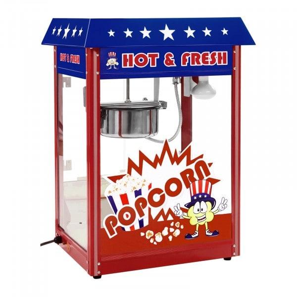 B-varer Popcornmaskin - Amerikansk design