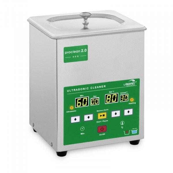 Ultralydvasker - 2 Liter - 60 W - Memory Quick Eco