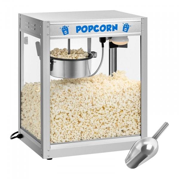 Popcornmaskin - Rustfritt stål