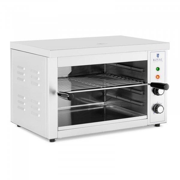 Salamandergrill - 3000 W - 50 - 300 °C