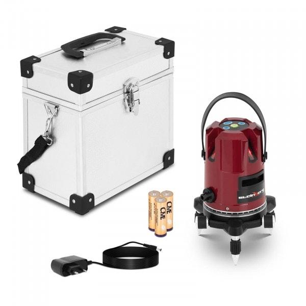 B-varer Roterende laser med stativ og koffert - 25 m