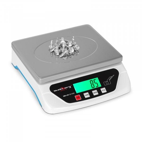 Digital brevvekt - 25 kg / 1 g - Basic