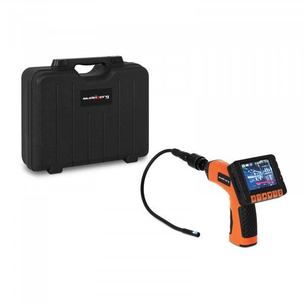 """B-varer Inspeksjonskamera - 3.5"""" LCD - 360° - SD port - Ø 10 mm - IP67"""