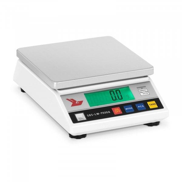 Precision Scales - 7,500 g / 0.1 g