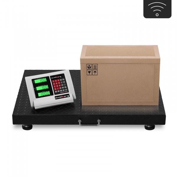 Gulvvekt - 1.000 kg/200g - trådløs