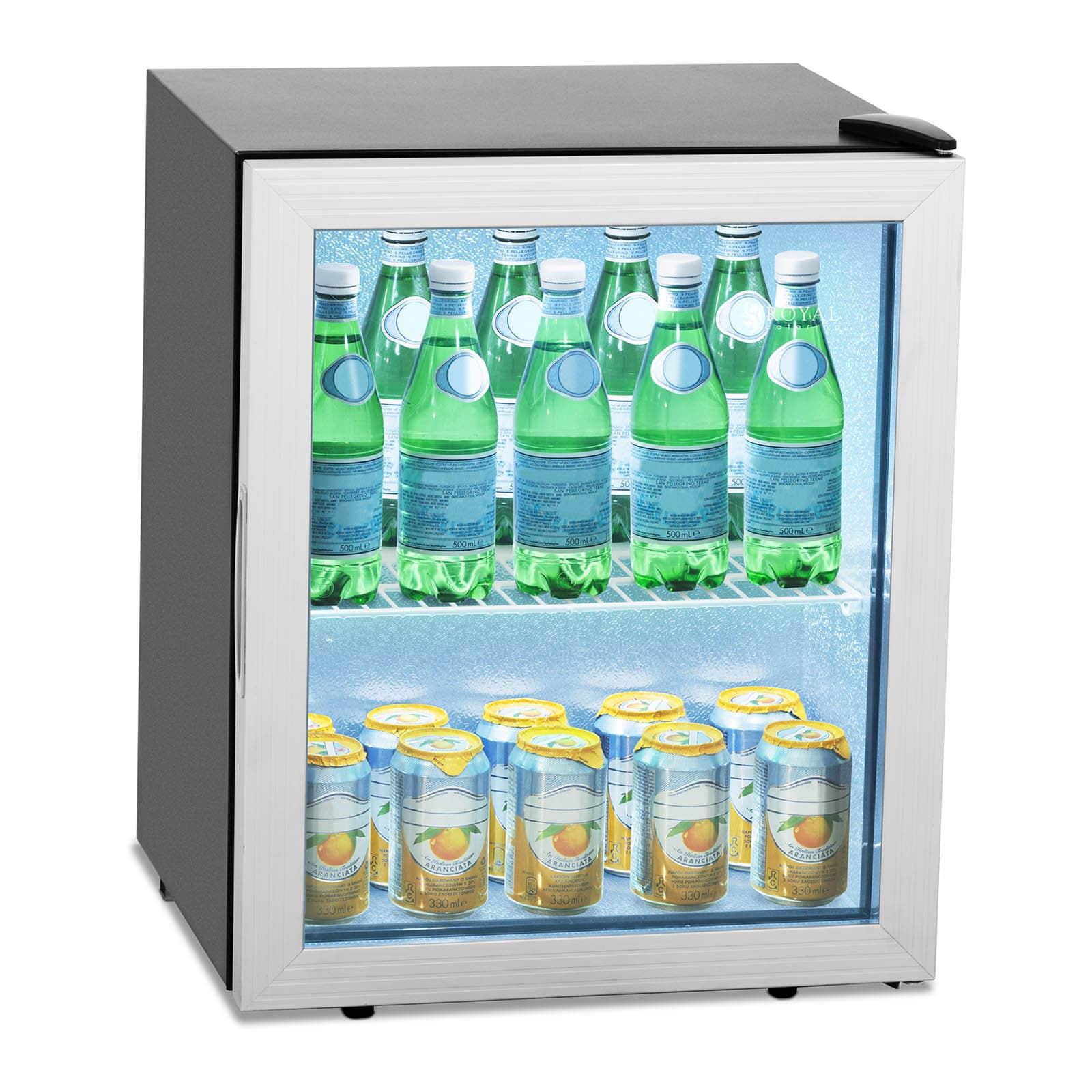 Flaskekjøleskap