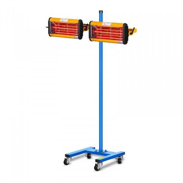 Infrarød lakktørker - 2 200 W - 2 lamper