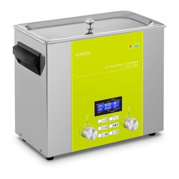 Ultralydvasker - 6 liter - degas - sweep - pulse