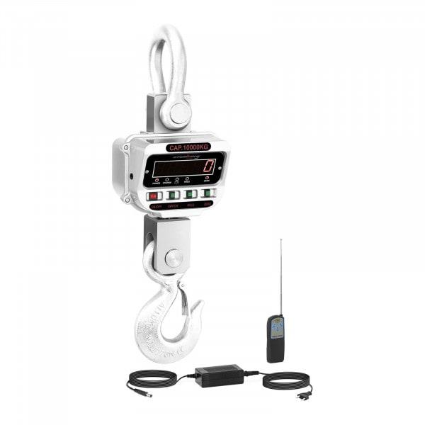 Kranvekt - 10 t / 2 kg - LED