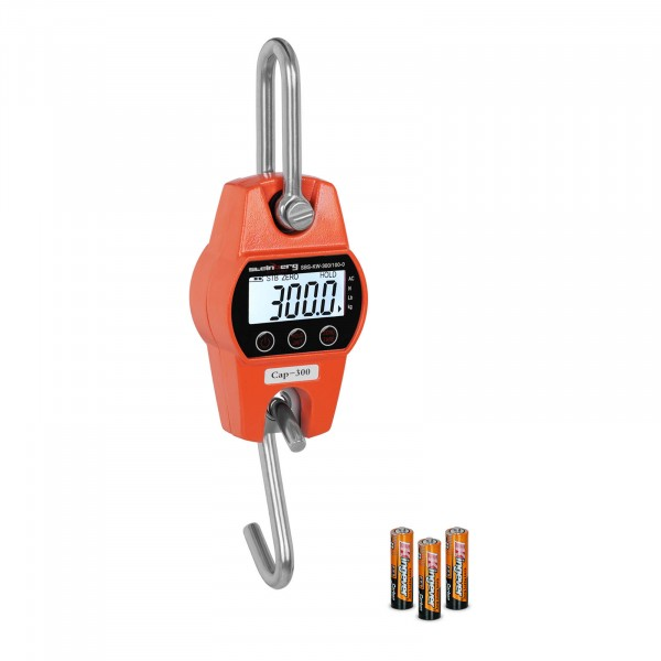 Kranvekt - 300 kg /100 g