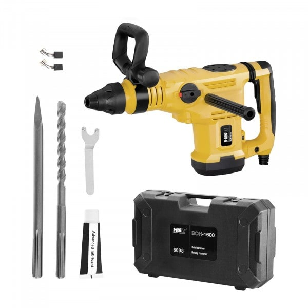 Borhammer - 1600 Watt - 330 omdreininger/min