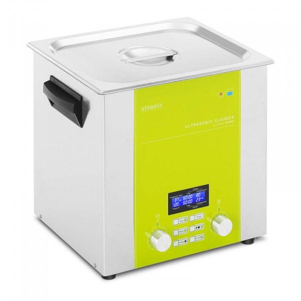 Ultralydvasker - 10 liter - degas - sweep - pulse