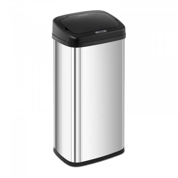 B-varer Kjøkken-søppelbøtte med sensor - 40 L - rektangulær