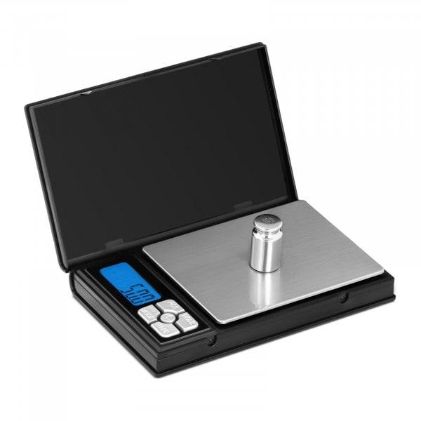 B-varer Digital lommevekt - 3,000 g - 0,05 g / 1,000 g - 115 x 91 mm