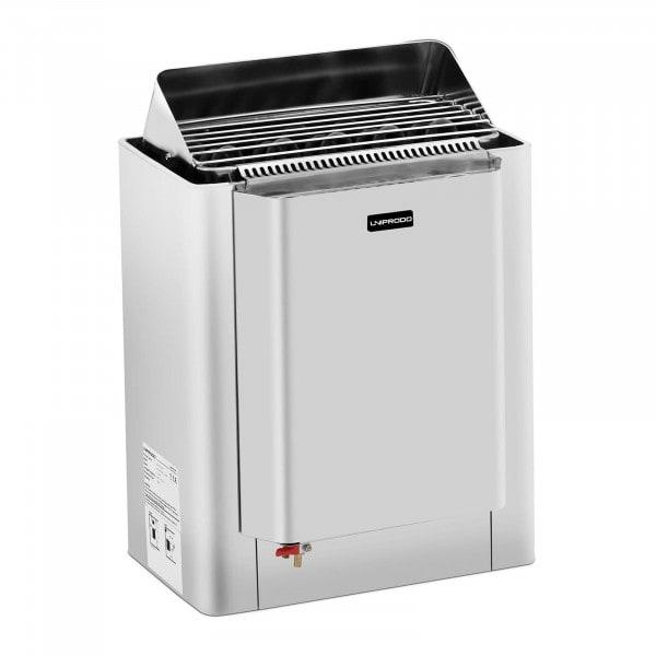 B-varer Badstuovn - 11.5 kW - 30 til 110 °C - med luftfukter