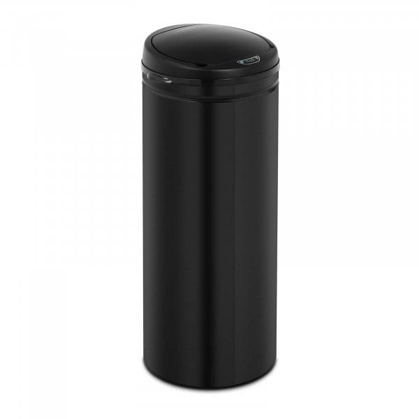 B-varer Avfallsbeholder med sensor - 50 L - ekstra beholder - karbonstål