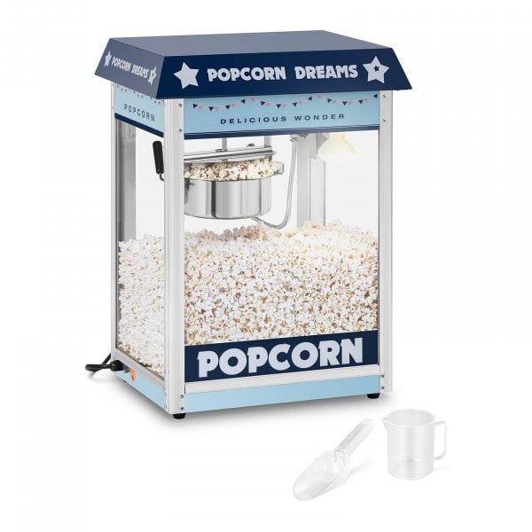 B-varer Popcornmaskin - blå
