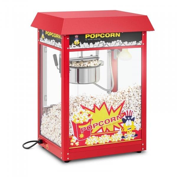 Popcornmaskin - rød