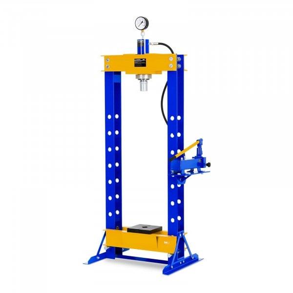 Hydraulisk verkstedspresse - Opptil 30 tonn trykk