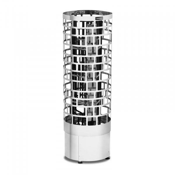 B-varer Badstuovn - 9 kW - sylinderformet - 30 to 110 °C